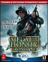 Medal of Honor Frontline Official Strategy Guide Book