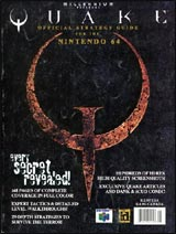 Quake Official Strategy Guide Book