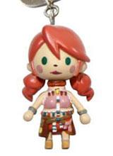 Kingdom Hearts Vanille Mascot Strap