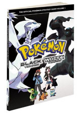 Pokemon Black & White Official Strategy Guide Volume 1