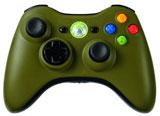 Xbox 360 Halo 3 Army Green Controller