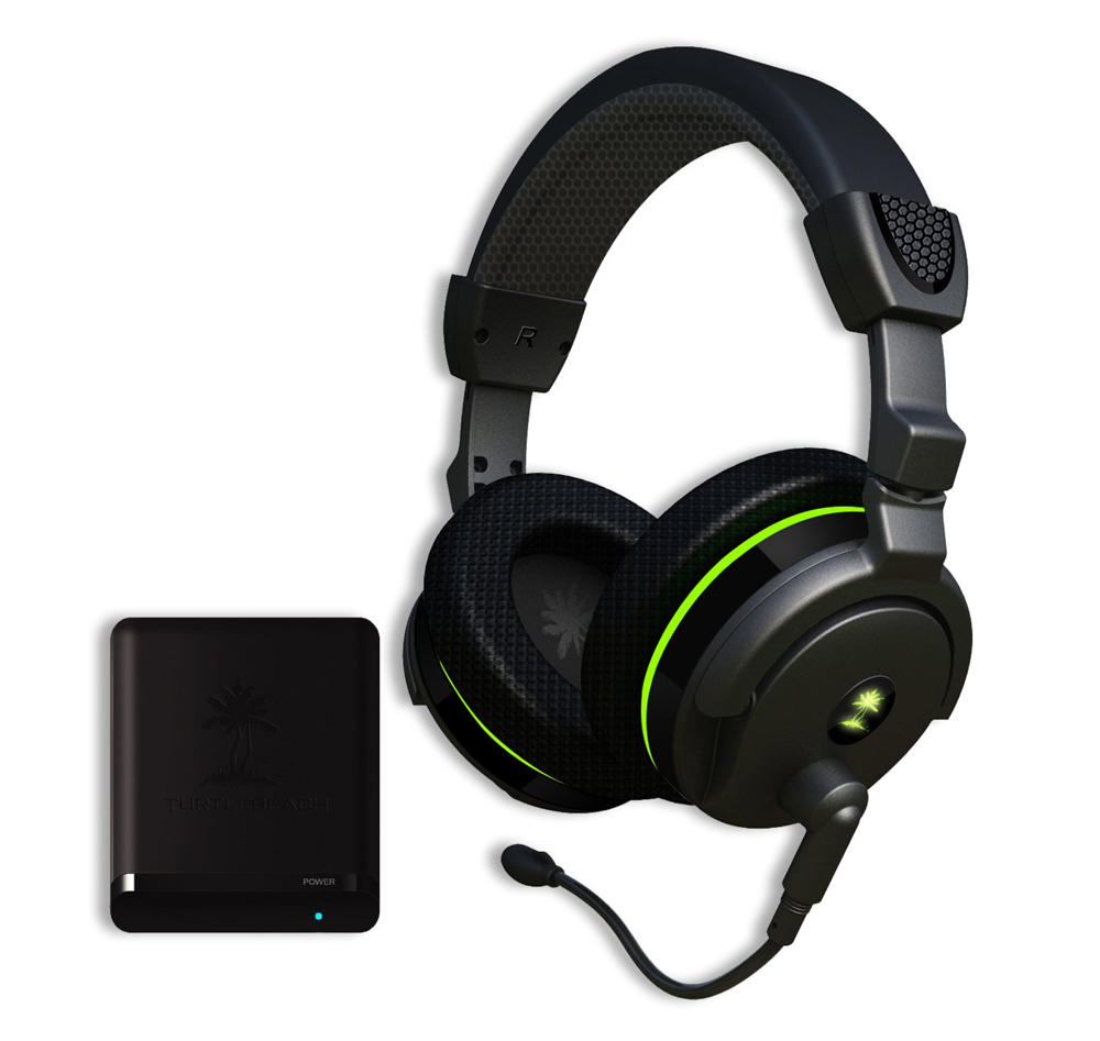 XBox 360 Turtle Beach Ear Force X42 Wireless Gaming Headset