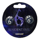 Resident Evil 6 Thumb Stick Covers
