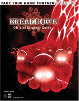 Breakdown Official Strategy Guide