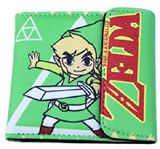 Legend of Zelda: Link Green Wallet