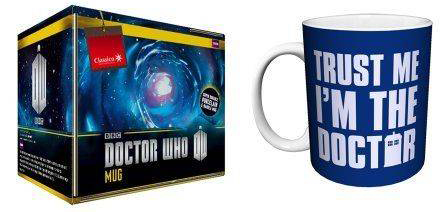 Doctor Who Trust Me I'm The Doctor Mug
