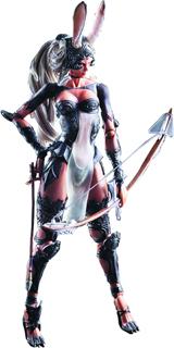 Final Fantasy XII Play Arts Kai Fran Action Figure