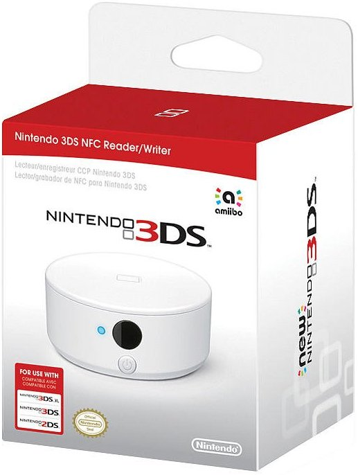 3DS NFC Reader and Writer