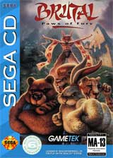 Brutal: Paws of Fury (Instruction Manual)