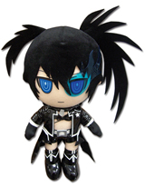 Black Rock Shooter: Black Rock Shooter 10 Inch Plush