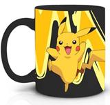 Pokemon Pikachu Spinner Mug
