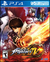 King of Fighters XIV: Burn to Fight Premium Edition