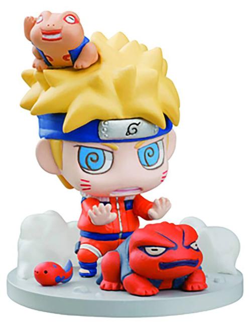 Naruto Shippuden Petit Chara Land Kuchiyose Figure Series 2