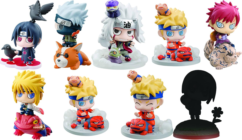 Naruto Shippuden Petit Chara Land Kuchiyose Figure