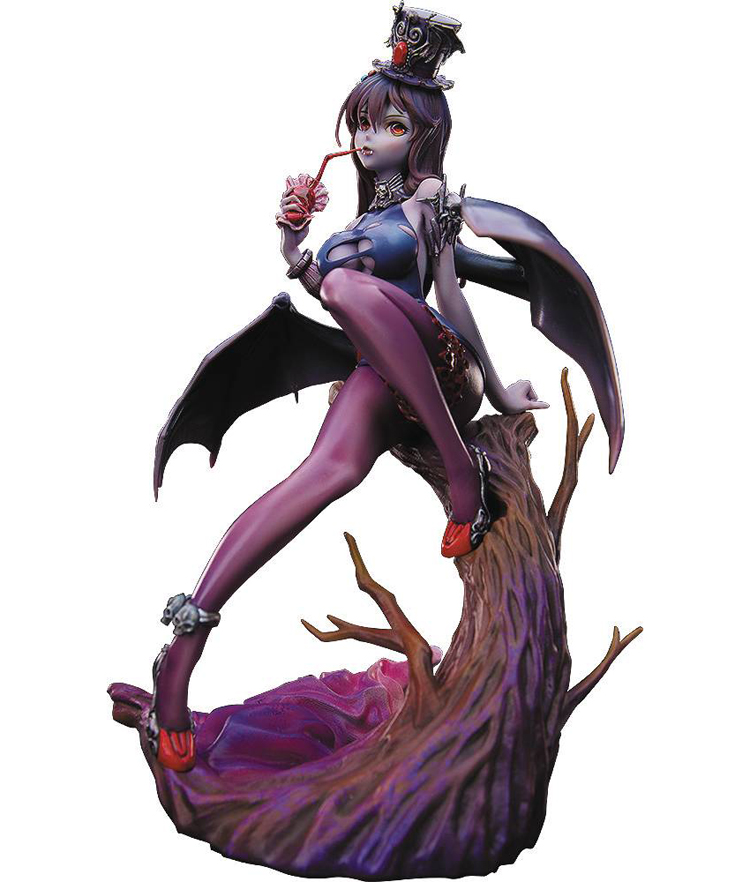 Monster Gathering Ceciliia's Dinner 1/8 Scale Figure