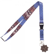Gears Of War 4 Lanyard With Metal Charm
