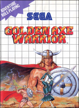 Golden Axe Warrior - European Version