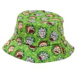 Rick & Morty All Over Print Bucket Hat