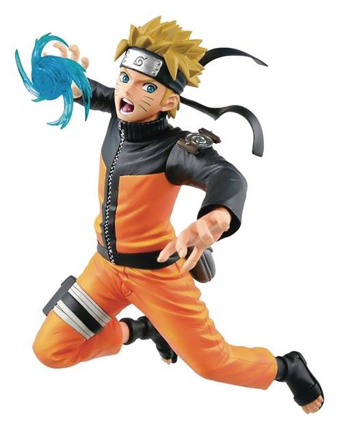 Naruto Shippuden Vibration Stars Naruto Uzumaki Figure