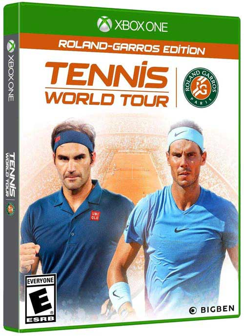Tennis World Tour: Roland Garros Edition