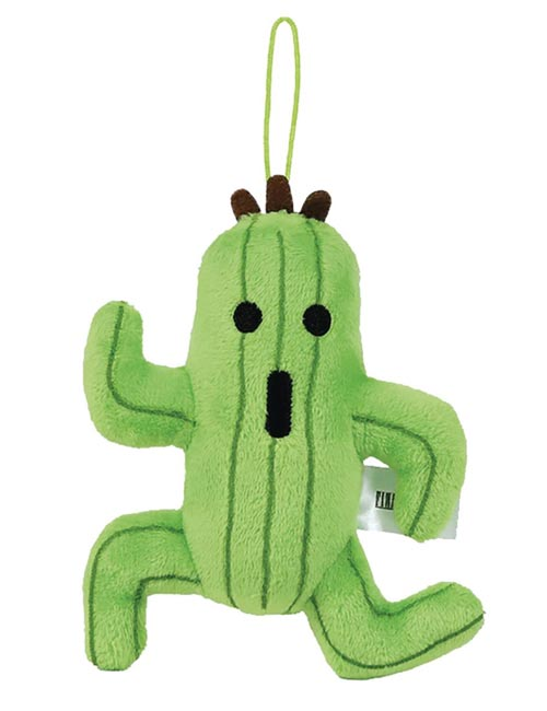 Final Fantasy Mascot Cactuar 5 Inch Plush