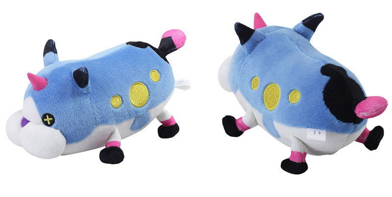 Kingdom Hearts Meow Wow Laying Plush additional angles