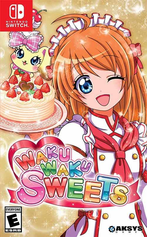 Waku Waku Sweets