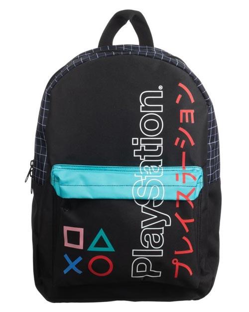 Sony PlayStation Kanji Mixblock Backpack