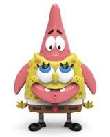 SpongeBob SquarePants SpongeBob & Patrick BFF 8 Inch Vinyl Art Figure