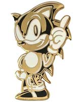 Sonic The Hedgehog 30th Anniversary Series 1 Limited Edition Pin