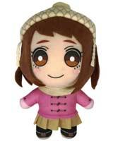 My Hero Academia Ochaco Uraraka Snow Outfit 8 Inch Plush