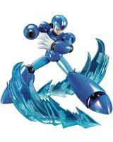 Mega Man X Plastic Model Kit Premium Charge Shot Version