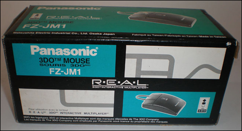 3DO Mouse by Panasonic