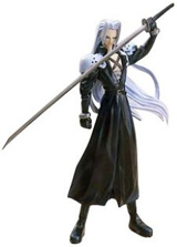 Final Fantasy Trading Arts Final Fantasy VII Sephiroth Figure