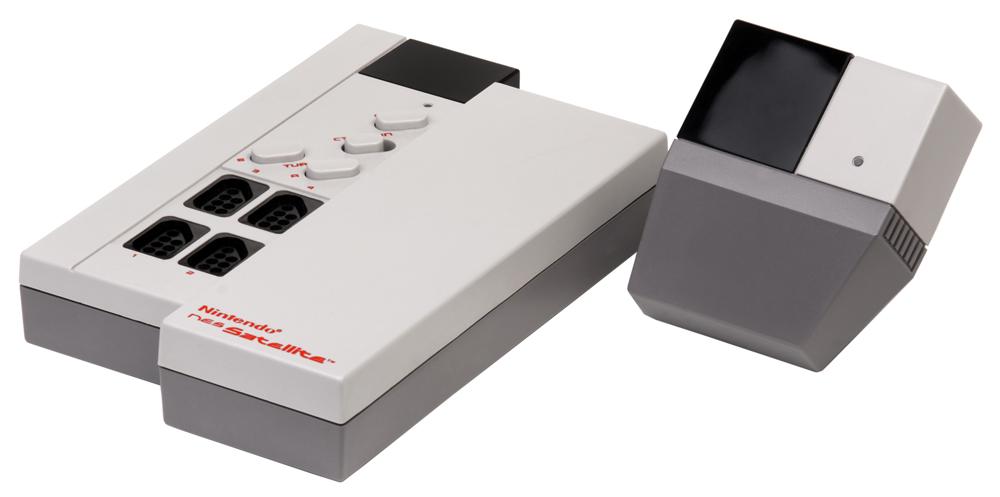 NES Satellite Remote Control Module by Nintendo