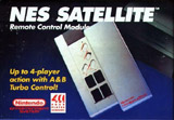 NES Satellite Remote Control Module by Nintendo