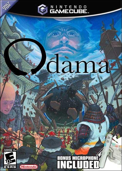Odama with Microphone