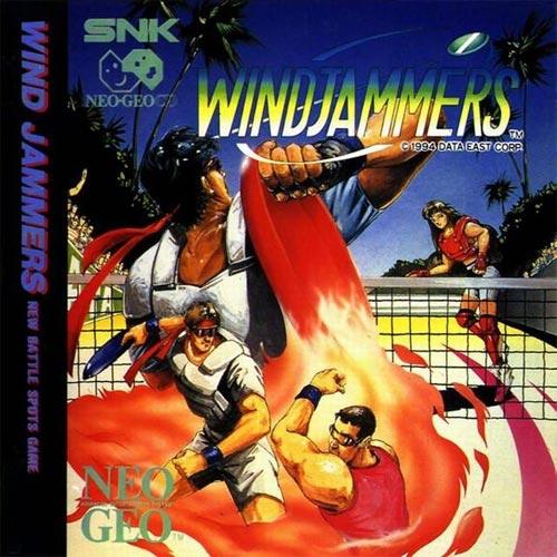 Windjammers CD