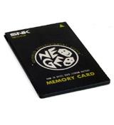 Neo Geo AES Memory Card