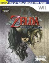 Legend of Zelda Twilight Princess Official Player's Guide