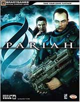 Pariah Official Strategy Guide Book