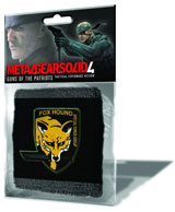 Metal Gear Solid 4 Fox Hound Wristband