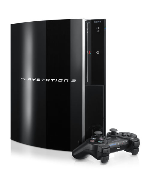 Sony Playstation 3 80GB HD 2 USB