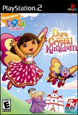 Dora the Explorer: Dora Saves the Crystal Kingdom