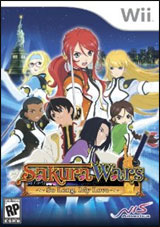 Sakura Wars: So Long My Love