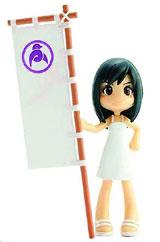 Pinky Street Summer Wars Natsuki Shinohara Figure