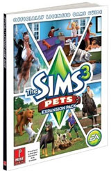 The Sims 3 Pets Guide Book