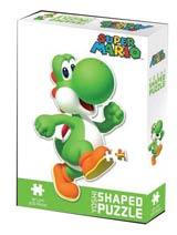 Nintendo Yoshi Die Cut Shaped Puzzle