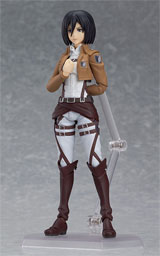 Attack on Titan: Mikasa Ackerman Figma