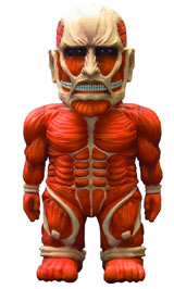 Attack on Titan: Colossus Titan Soft Vinyl Figure